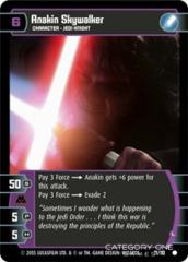Anakin Skywalker (L) - Foil