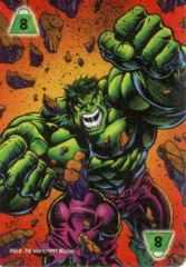 Power Card: Strength 8 Hulk