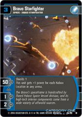 Bravo Starfighter - Foil