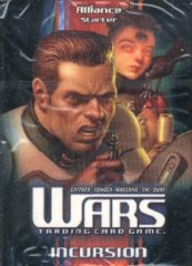 Wars TCG Incursion Alliance Starter Deck