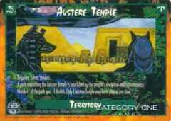 Austere Temple