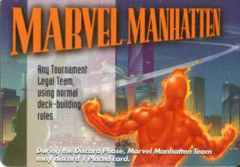 Location Marvel Manhatten