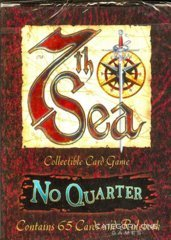 No Quarter Crimson Rogers Starter Deck