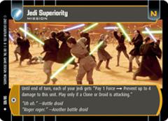 Jedi Superiority