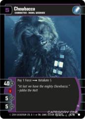 Chewbacca (K) - Foil