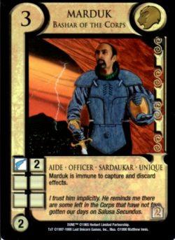 Marduk Bashar of the Corps