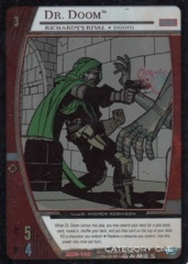 Dr. Doom, Richard's Rival (EA)