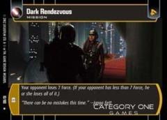 Dark Rendezvous - Foil