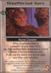 Disaffected Narn