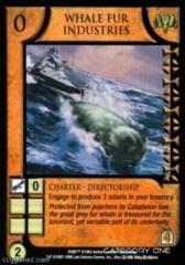 Whale Fur Industries