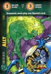 Universe: Ally-Energy 5E 3E (H)  Fire (Blue Beetle)