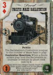 Pacific Maze Railstation