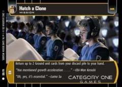 Hatch a Clone - Foil