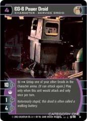 EG-6 Power Droid - Foil
