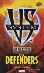Marvel 2PCG - The Defenders Expansion