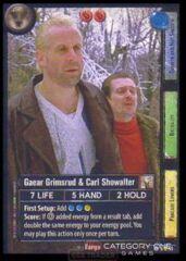 Gaear Grimsrud & Carl Showalter