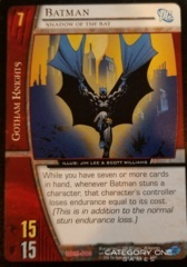 Batman, Shadow of the Bat (Alt Art)