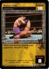 Raw Deal WWE v17.0 Boston Crab Unforgiven