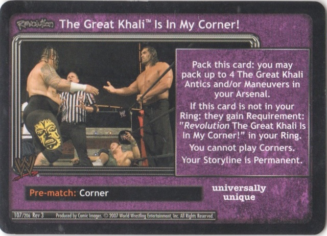 Mint//NM Promo WWE: Stacy Keibler Superstar Card Raw Deal W for Stacy Keibler