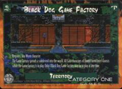 Black Dog Game Factory