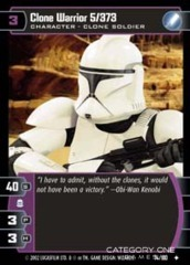 Clone Warrior 5/373 - Foil