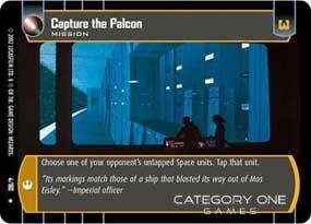Capture the Falcon - Foil