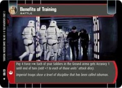 Benefits of Training