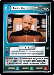 Admiral Riker [Foil]