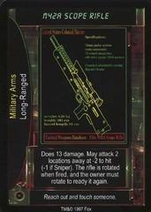 M42A Scope Rifle