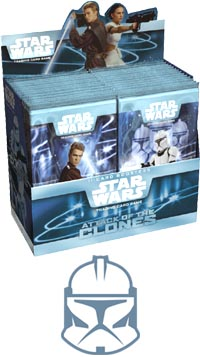 Attack of the Clones (AOTC) Booster Box