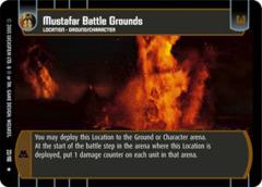 Mustafar Battle Grounds