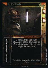 Loose Tusk