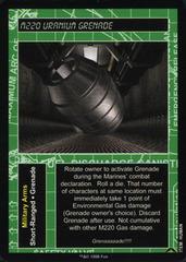 M220 Uranium Grenade