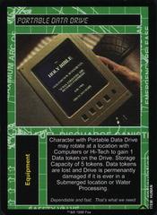 Portable Data Drive