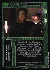 Rogue Mercenary