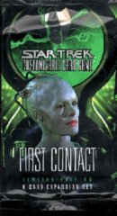 First Contact 130 Card Full Set