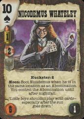 Nicodemus Whateley