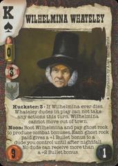Wilhelmina Whateley