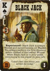 Black Jack Exp.