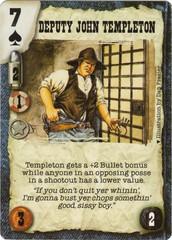 Deputy John Templeton