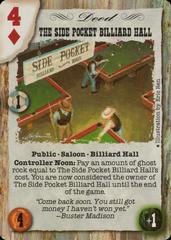 The Side Pocket Billiard Hall