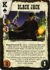 Black Jack Exp.2