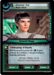 Deanna Troi, Major Rakal [Promo]