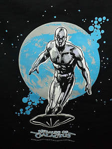 T-Shirt MHG Silver Surfer