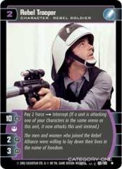 Rebel Trooper - Foil