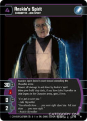 Anakin's Spirit (A) - Foil