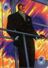 Power Card: Intellect 8 Lex Luther