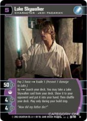 Luke Skywalker (A) - Foil