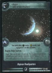 Bajor, Gift of the Prophets [Promo]