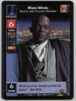 Mace Windu, Senior Jedi Council Member [Foil]
